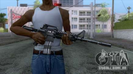 M4A1 Assault Rifle para GTA San Andreas