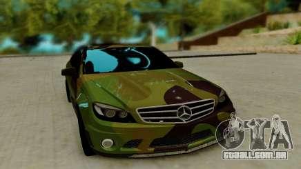 Brabus 600 para GTA San Andreas