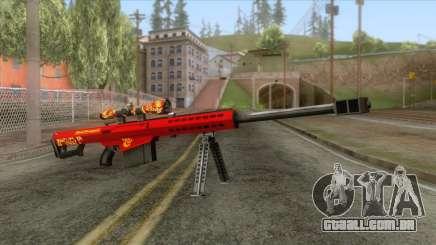 Barrett M82A1 Anti-Material Sniper Rifle v2 para GTA San Andreas