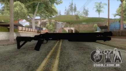 GTA 5 - Pump Shotgun para GTA San Andreas