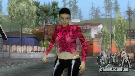 New Bfybe Skin para GTA San Andreas