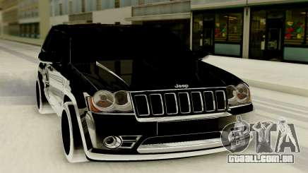 Grand Cherokee SRT para GTA San Andreas
