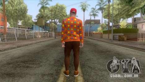 Skin Random 39 para GTA San Andreas terceira tela
