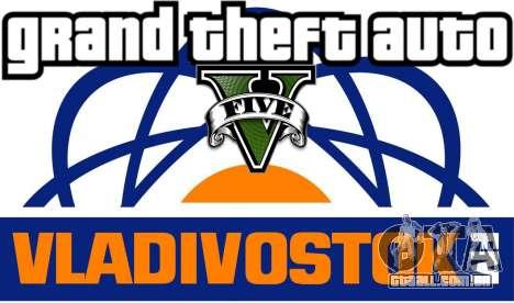 Rádio Vladivostok FM para GTA 5