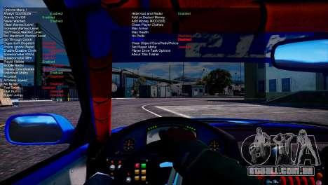 Simple Trainer v6.4 para GTA 5