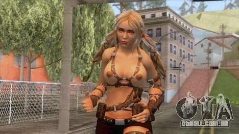 Ayumi Blade of Time Reskinned para GTA San Andreas