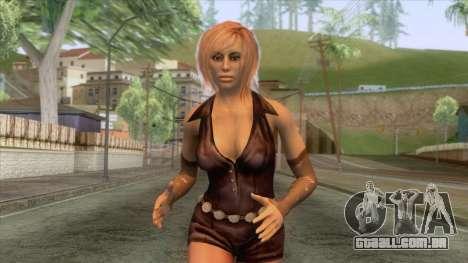 Watchmen - Hooker Skin v3 para GTA San Andreas