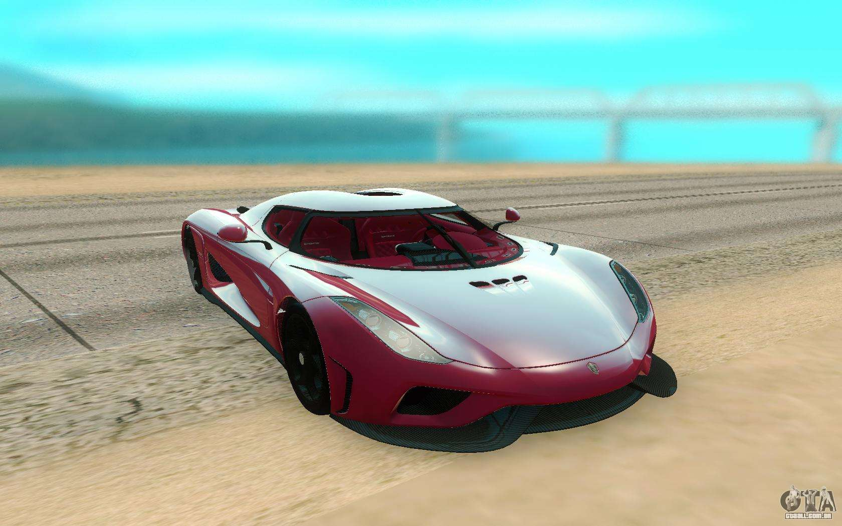 koenigsegg regera para gta san andreas. Black Bedroom Furniture Sets. Home Design Ideas