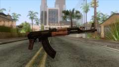AK-47 With no Stock v1 para GTA San Andreas