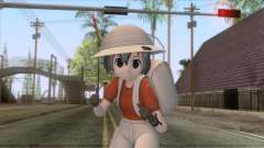 Kemono Friends - Kaban Chan para GTA San Andreas