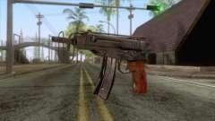COD 4 Modern Warfare - Skorpion para GTA San Andreas