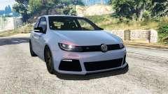 Volkswagen Golf R Mk6 [replace] para GTA 5