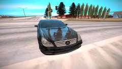 Mercedes-Benz CLS para GTA San Andreas