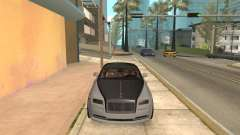 Rolls-Royce Wraith para GTA San Andreas