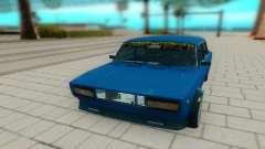VAZ 2105 azul para GTA San Andreas
