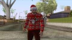 GTA Online - Christmas Skin 1 para GTA San Andreas