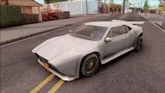 Driver PL Raven para GTA San Andreas