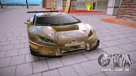 Lamborghini Huracan GT3 para GTA San Andreas