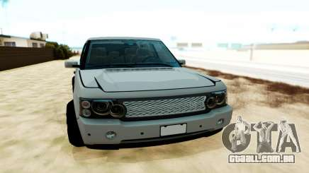 Range Rover Vogue para GTA San Andreas
