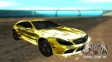 Mercedes-Benz SL65 Hatchback para GTA San Andreas