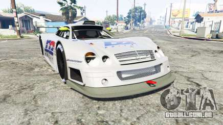 Mercedes-Benz CLK LM 1998 [replace] para GTA 5