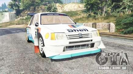Peugeot 205 T16 [replace] para GTA 5