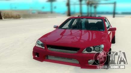 Toyota Altura, vermelho para GTA San Andreas