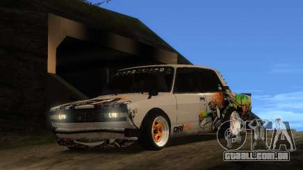 VAZ 2105 DRIFT para GTA San Andreas
