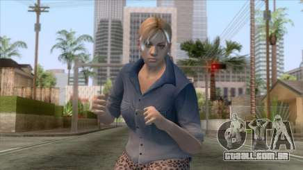 Jill Casual Skin v4 para GTA San Andreas