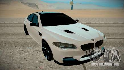 BMW M5 F10 para GTA San Andreas