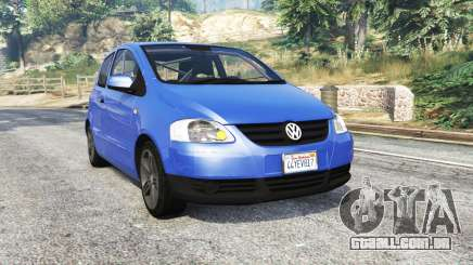 Volkswagen Fox v2.0 [replace] para GTA 5