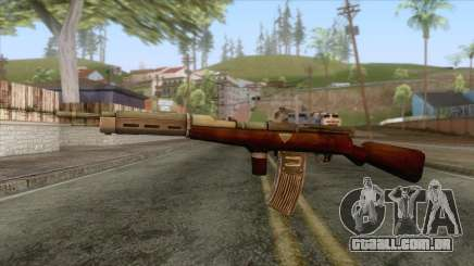 Deadfall Adventures - Fedorov Avtomat para GTA San Andreas