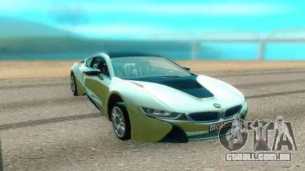 BMW i8 para GTA San Andreas
