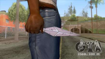 Ninja Kunai Weapon para GTA San Andreas