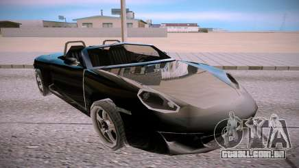 Ruf RK Spyder para GTA San Andreas