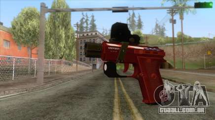 The Doomsday Heist - SNS Pistol v1 para GTA San Andreas