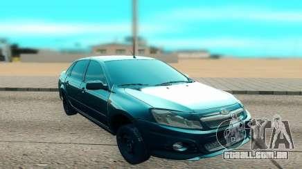 Lada Granta Sport para GTA San Andreas