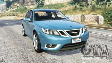 Saab 9-3 Turbo X [replace] para GTA 5