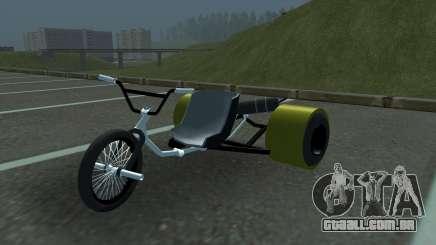 Drift Trike para GTA San Andreas