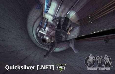 Quicksilver [.NET] 1.0.5 para GTA 5