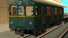 Metrostav E o tipo de Kiev Modernização