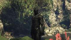 Black Panther CIVIL WAR para GTA 5