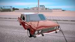 VAZ 2106 vermelho para GTA San Andreas