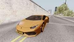 Lamborghini Huracan Dubai