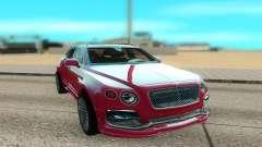 Bentley Bentayga Startech para GTA San Andreas