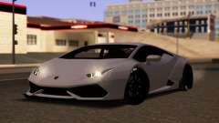 Lamborghini Huracan Pamdem Kit para GTA San Andreas