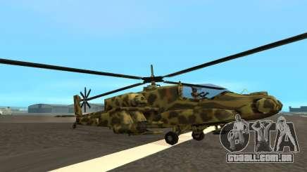 MFR Caçador de Cheeta Conceito para GTA San Andreas
