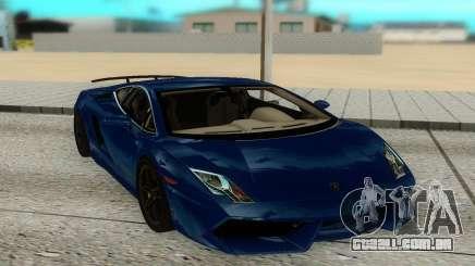 Lamborghini Gallardo Superleggera para GTA San Andreas