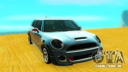 Mini Cooper Works GP para GTA San Andreas