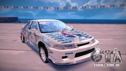 Mitsubishi Lancer EVO VI para GTA San Andreas